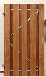 Tuindeur Java S-deur 100x180cm Hardhout