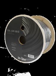 Inlite CBL-120 kabel 10/2  120mtr