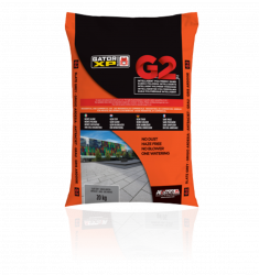 Voegmortel Gatorsand G2 Antraciet-Grijs 20 kg
