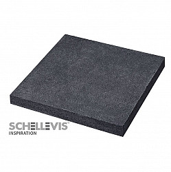 Schellevis 100x100x10 Carbon