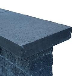 Wallblock New Afdekplaat 60x30x6cm Antraciet