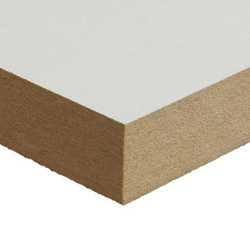 MDF Interieur Lakdragend 9mm 122x244 Wit