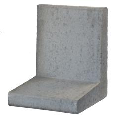 L-element 50x40x30 Grijs