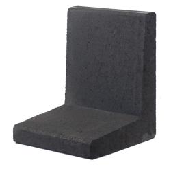 L-element 50x40x30 Zwart