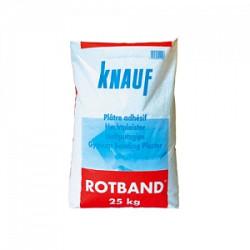 Roodband 25kg wit Knauf