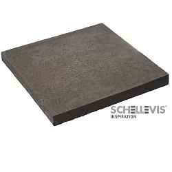 Schellevis 100x100x5 Taupe