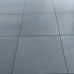 RSK 80x80x2 Black Slate B-partij