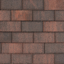 Tremico 7x21x10,5 Rood-Zwart