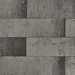 Wallblock New 60x12x12cm Zeeuws Bont