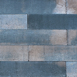 Wallblock Old 60x12x12cm Texels Bont