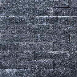Wallblock Split 10x10x40 Antraciet