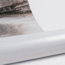 Folie Wand 1,5mtr x50 mtr Morgo Profol Reflex Alu