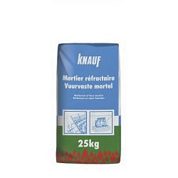 Vuurvaste mortel 5kg Knauf
