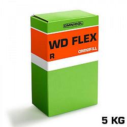 Voegmortel WD flex R 5kg antraciet-grijs