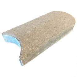 Gazonsteen Groot 5x33x16 Antra