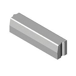 18/20x25x100 betonband grijs