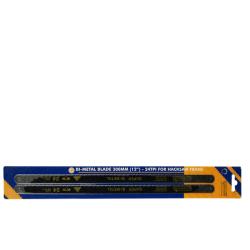 Zaagblad 150mm bi-metaal gehard  /stel