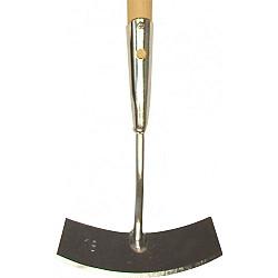 Schoffel Rond 18cm  Gesmeed 170cm