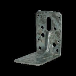 Hoekanker 60x 90/ 90-2 mm +ril verzinkt