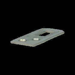 Kapstokhouder 20x30 verzinkt