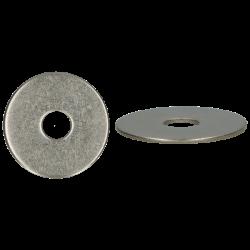 Carrosseriering M 10x30 verz.  p/100