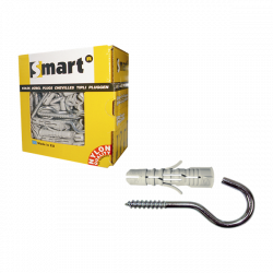 Plug smart nyl.  5x 42-schr.haak  /doos