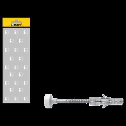 Vertikale toiletbevest.  6x  80  /blis