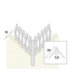 Hoekbeschermer rond  270 cm