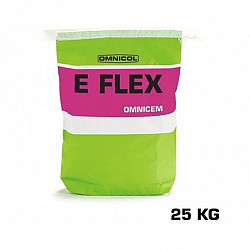 Tegellijm 25kg E-flex Wit