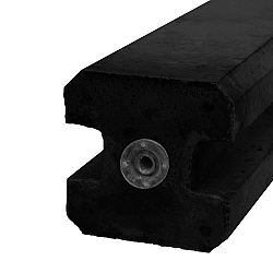 Betonpaal Sleuf 11,5x11,5x275 Antra Tussenpaal