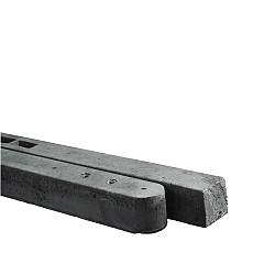 Betonpaal UVS 10x10x260cm Antraciet