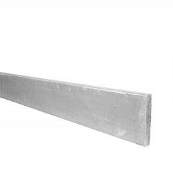 Betonplaat Sleuf 180x26x3,2 Wit Glad 1zijdig