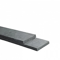 Betonplaat UVS 184x20x3 cm Antraciet