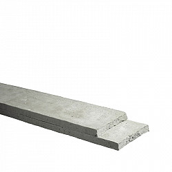 Betonplaat UVS 184x20x3 cm Grijs