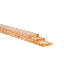 Vlonderplank Douglas 300x14,5x2,5cm geschaafd