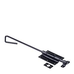 Staartgrendel Zwart zwaar 16mm x400