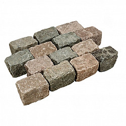 Kinderkop Zweeds Graniet Bont 14-18cm