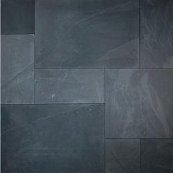 Black Premium Slate 60x60x2,5cm