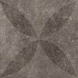 Solostone3.0 70x70x3,2 Hormigon Flower Antra