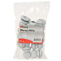 Wartel +moer PG16