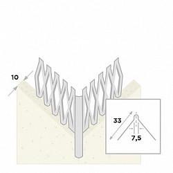 Hoekbeschermer rond 300cm