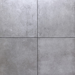 CeraSun 60x60x4 Cemento Grigio