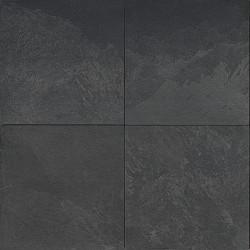 CeraSun 60x60x4 Black Slate