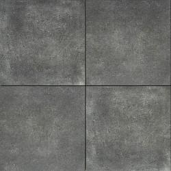 CeraSun 60x60x4 Cemento Anthracite