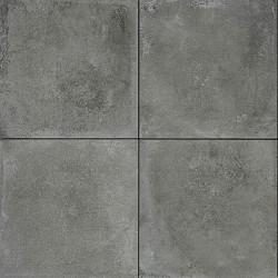 CeraSun 60x60x4 Concrete Graphite