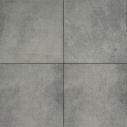 CeraSun 60x60x4 Limestone Dark Grey