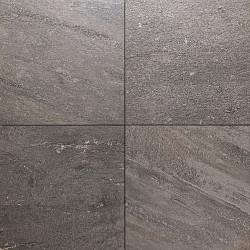CeraSun 60x60x4 Quartz Dark Grey