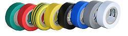 Tape installatie geel-groen 19mm x 10mtr