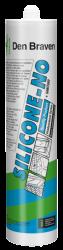 Kit Silicone-No Zilver Grijs 310ml