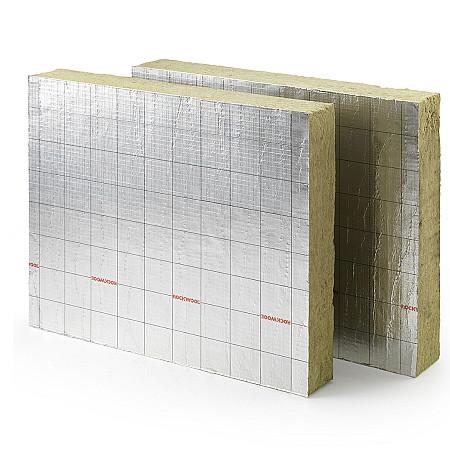 Spouwplaat RockFit 140mm Mono Silver Rm= 4,57